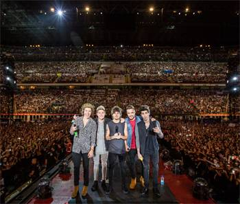 Where We Are . The Concert Film