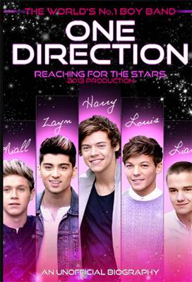 One Direction: Reaching For The Stars DVD