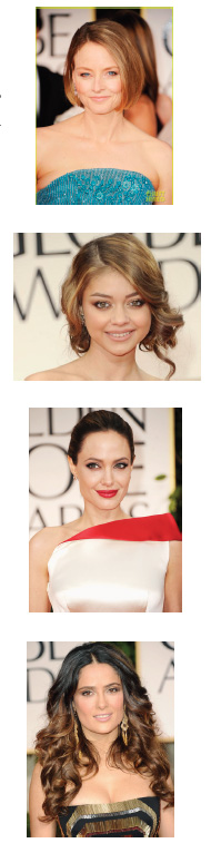 2012 Golden Globes Hits and Misses with Mieka Hairdressing's Tracey Hughes