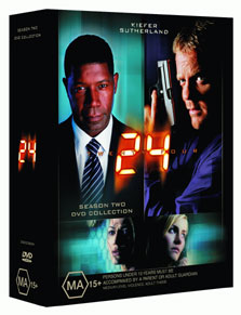 24 - TV Series... Tick, tick, tick...