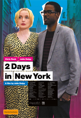 Julie Delpy 2 Days In New York