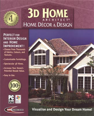 3D Home Architect Home Decor Design Software