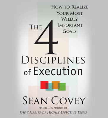 Four Disciplines of Execution