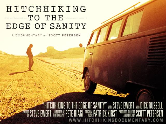 Hitchhiking to the Edge of Sanity