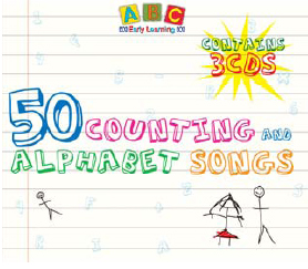 50 Counting and Alphabet Songs