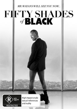 50 Shades of Black DVD