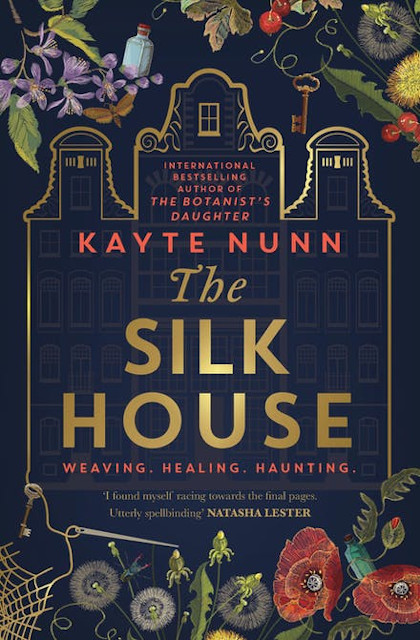 The Silk House Kayte Nunn