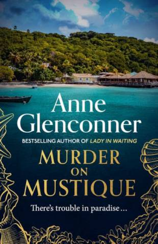 Murder On Mustique Anne Glenconner