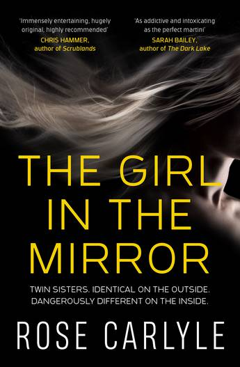 The Girl in the Mirror Rose Carlyle
