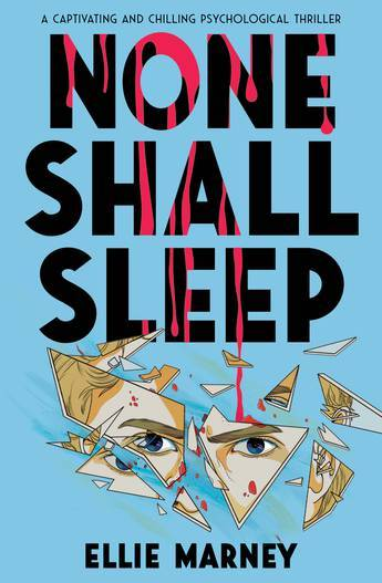 None Shall Sleep Ellie Marney Interview