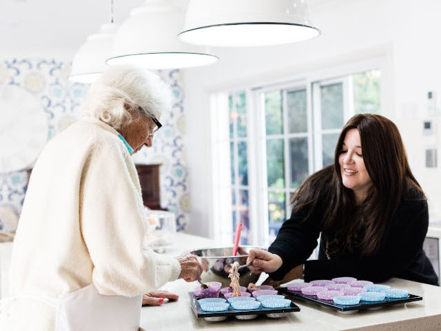 Aged and Dementia Care Success Story