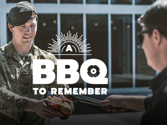 A BBQ To Remember