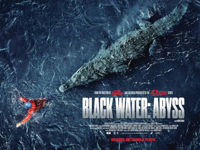 Black Water: Abyss Trailer