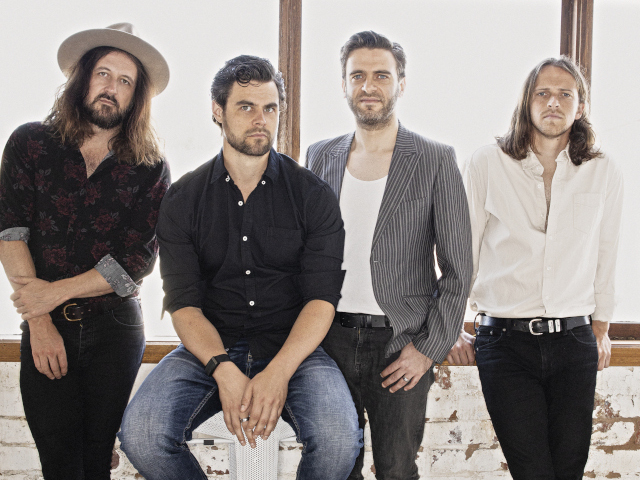 Lachlan Bryan & The Wildes As Long As It's Not Us