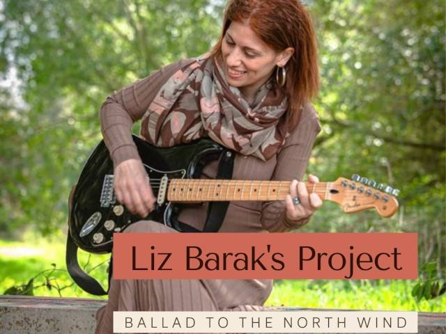Liz Barak Ballad to the North Wind