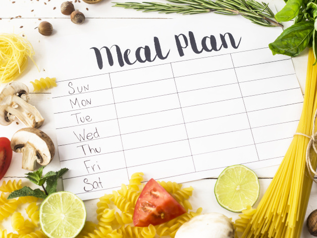 6 Reasons To Try Meal Planning