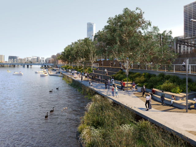 Melbourne Greenline Project