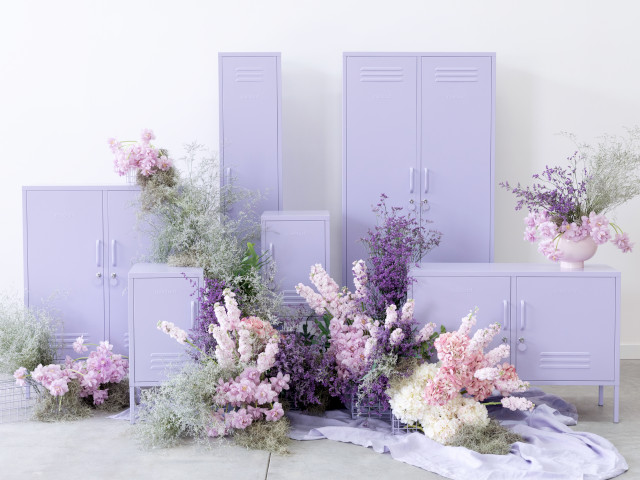 Mustard Made Lilac Launch