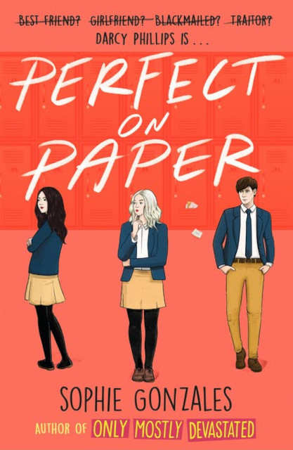 Perfect On Paper Sophie Gonzales