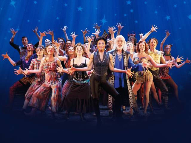 Magical Cast Announced for Pippin