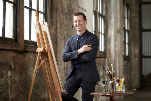 Life Drawing Live with Rove McManus