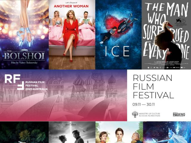 The Russian Film Festival 2020