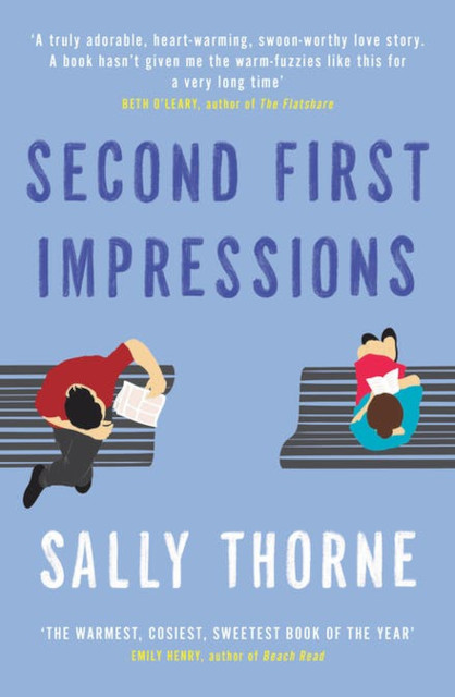 Second First Impressions Sally Thorne