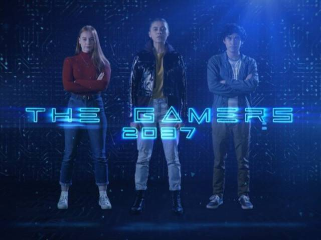 The Gamers 2037 Trailer