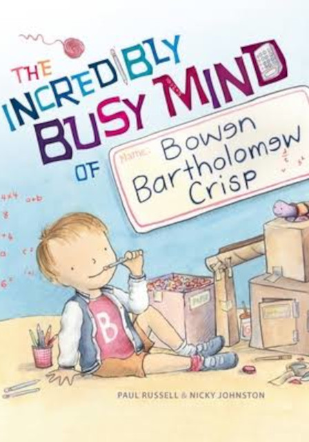 The Incredibly Busy Mind