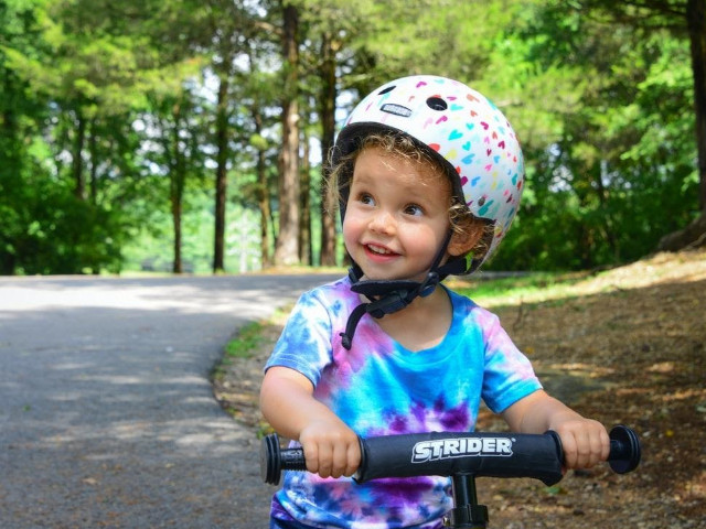 Benefits of Balance Bikes for Toddlers