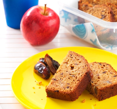Wholemeal Date and Walnut Loaf