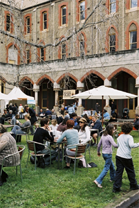 The Abbotsford Convent Brims with Slow Food Activity