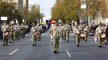 Anzac Day Coverage on ABC TV, Radio and Online