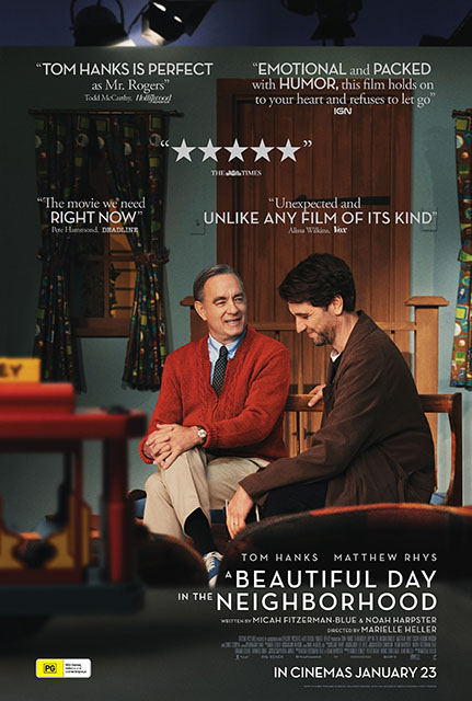 A Beautiful Day in the Neighborhood Movie Tickets