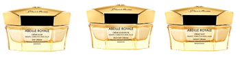 Abeille Royale Day, Rich Day, and Night Cream