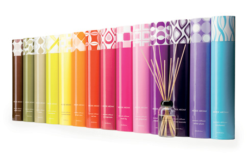 Abode Aroma aromatic diffusers