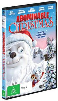 Abominable Christmas DVD