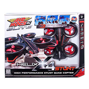 Air Hogs Helix X4 Stunt Quads