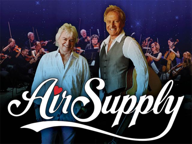 Air Supply National Tour