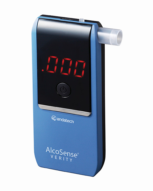 AlcoSense Verity Breathalyser