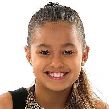 Alexa Curtis The Voice Kids The Concert Interview