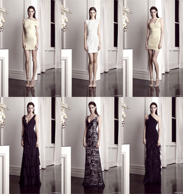 Alex Perry Spring Summer 2012/13 Collection