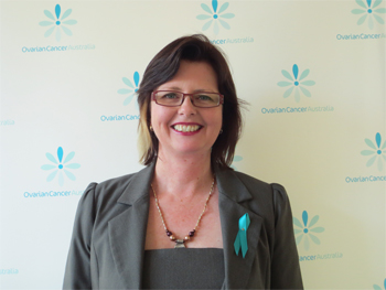 Alison Amos Ovarian Cancer Australia Interview