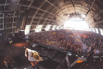 Alison Wonderland's Wonderland Warehouse Project 2.0