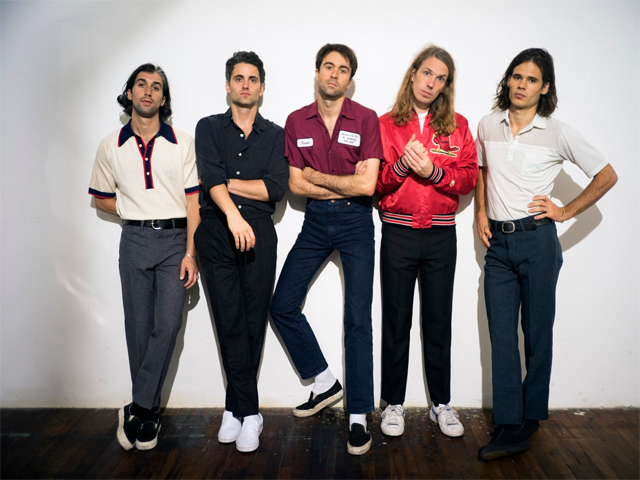 The Vaccines All My Friends Are Falling In Love