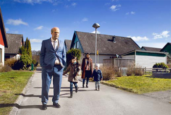 Hannes Holm A Man Called Ove