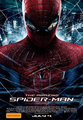 The Amazing Spider-Man Movie Tickets