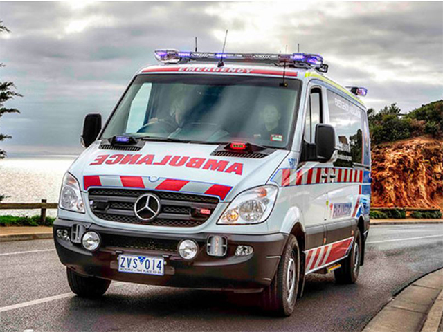 Ambulance Response Times in Victoria