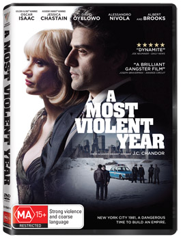 A Most Violent Year DVD