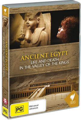 Ancient Egypt: Life And Death In The Valley Of The Kings DVD